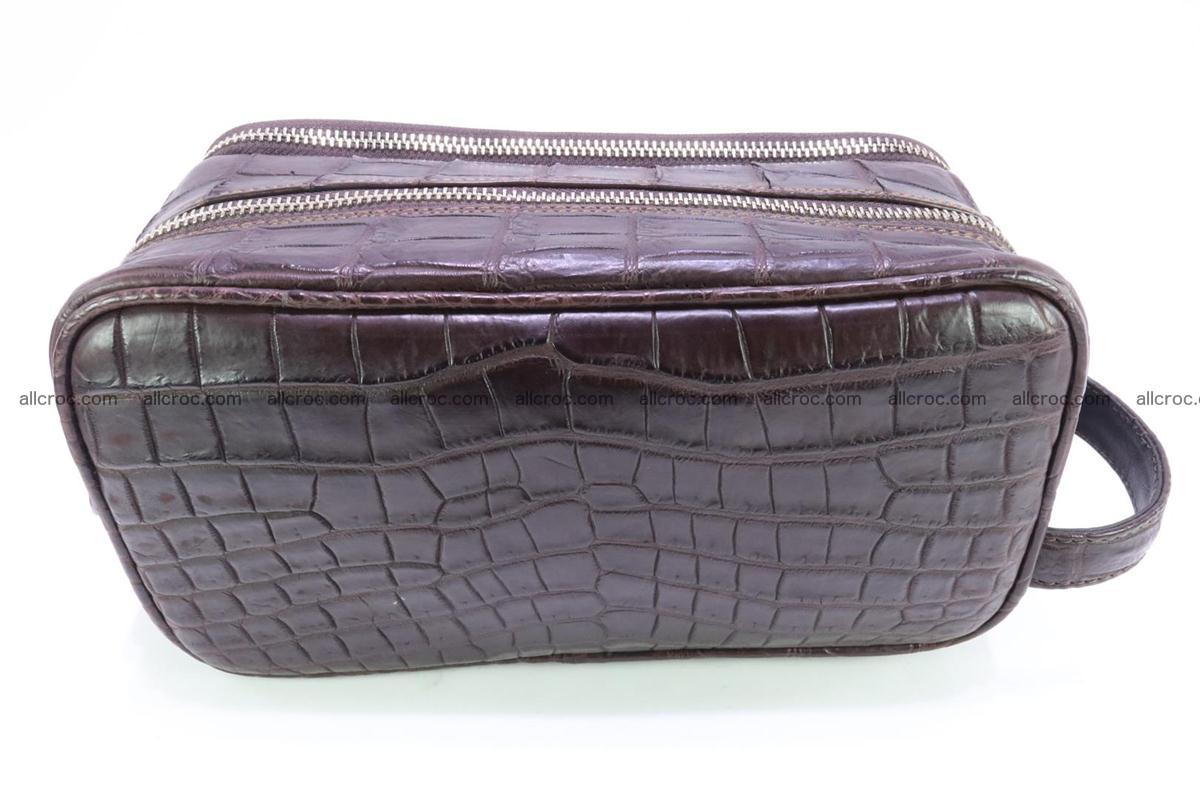 Crocodile skin toiletry bag 363 Foto 2