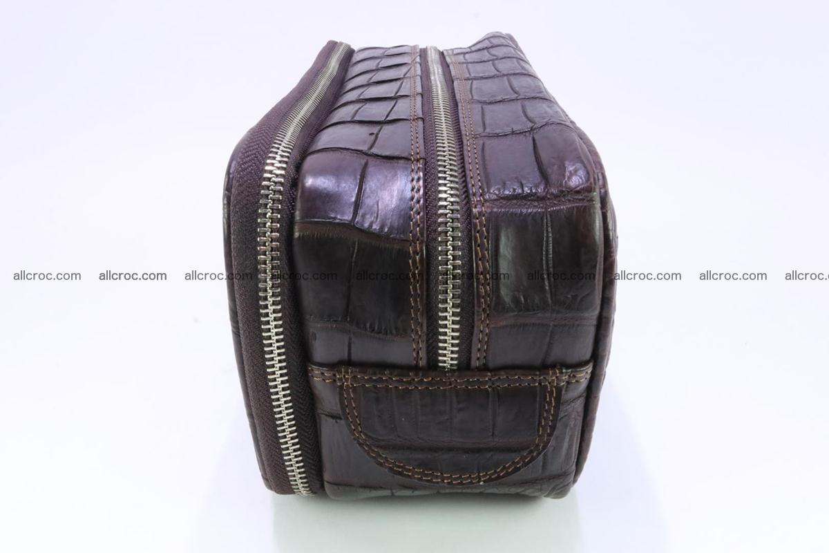 Crocodile skin toiletry bag 363 Foto 3