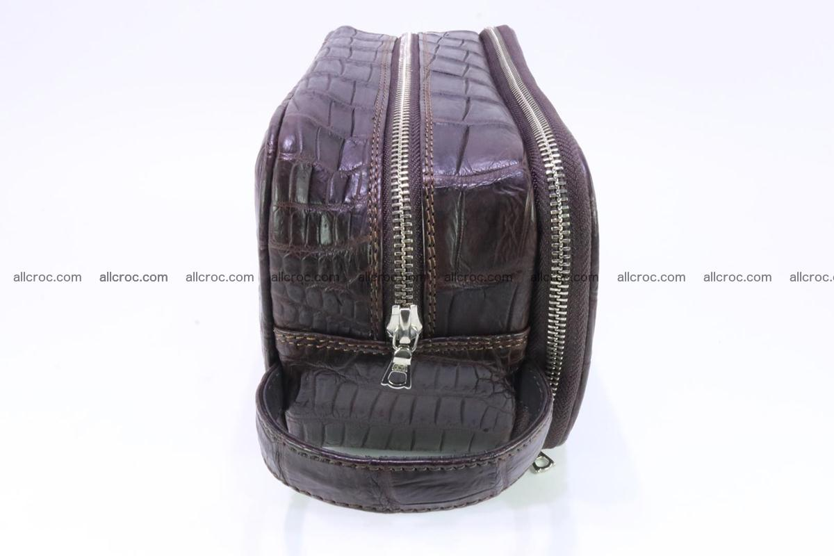 Crocodile skin toiletry bag 363 Foto 4