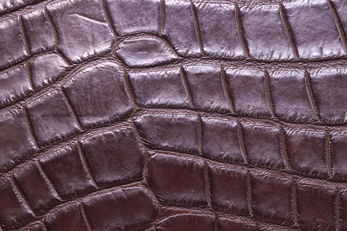 Crocodile skin toiletry bag 364 Foto 5