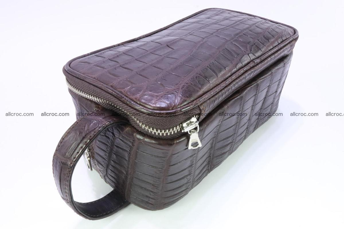 Crocodile skin toiletry bag 363 Foto 8
