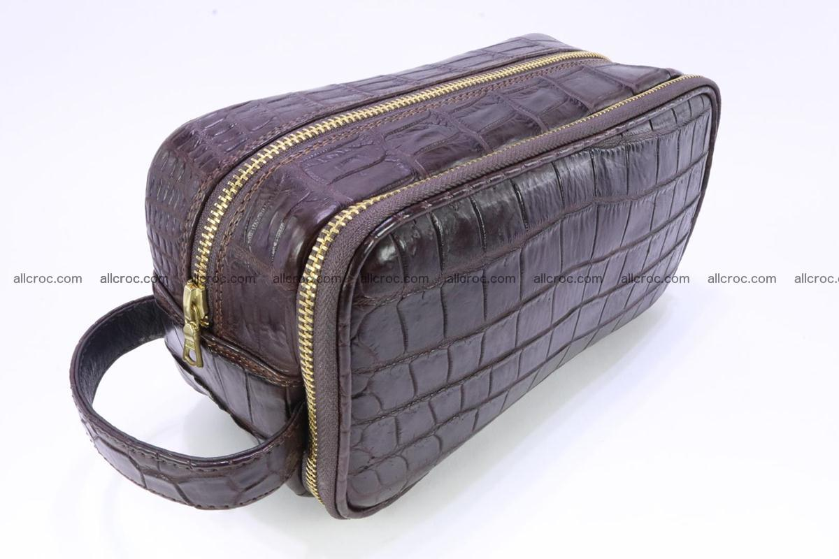 Crocodile skin toiletry bag 364 Foto 0