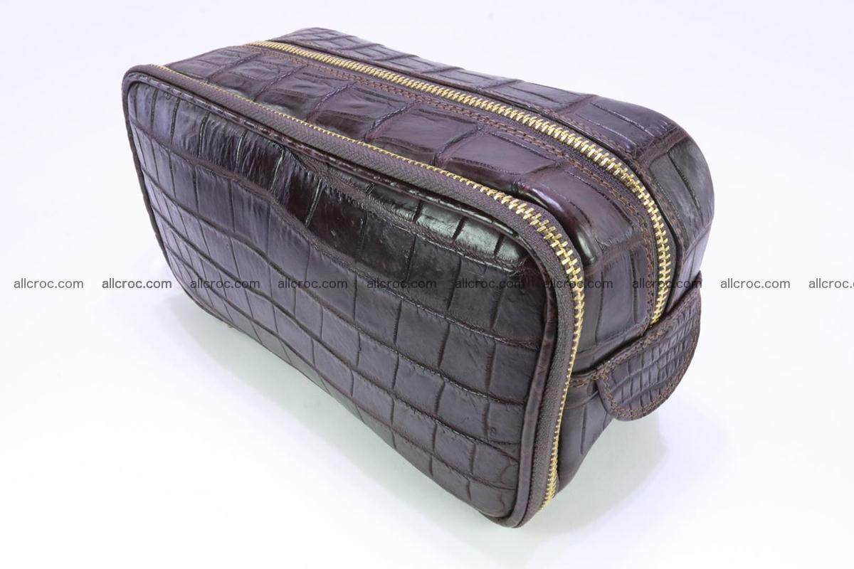 Crocodile skin toiletry bag 364 Foto 1