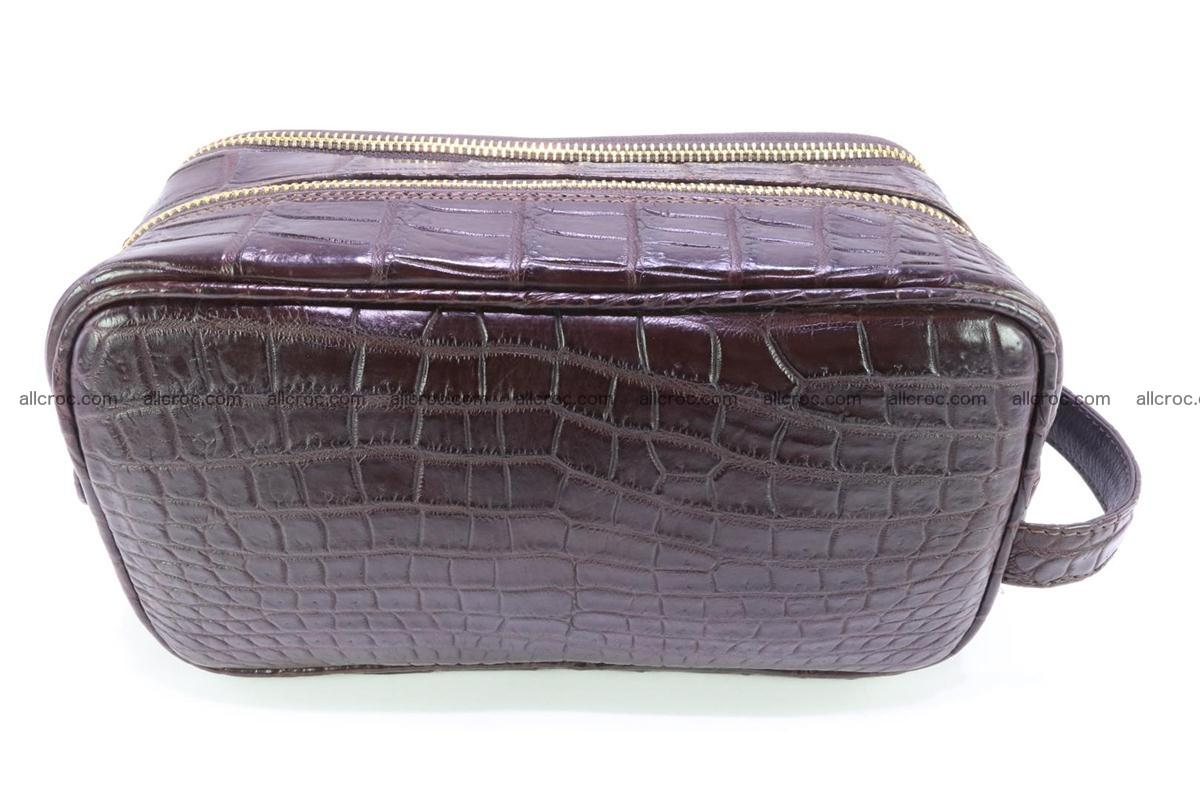Crocodile skin toiletry bag 364 Foto 6