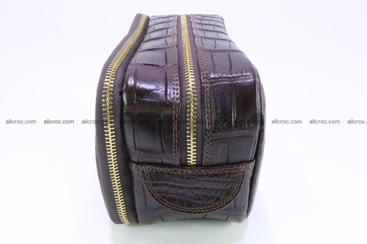 Crocodile skin toiletry bag 364 Foto 2