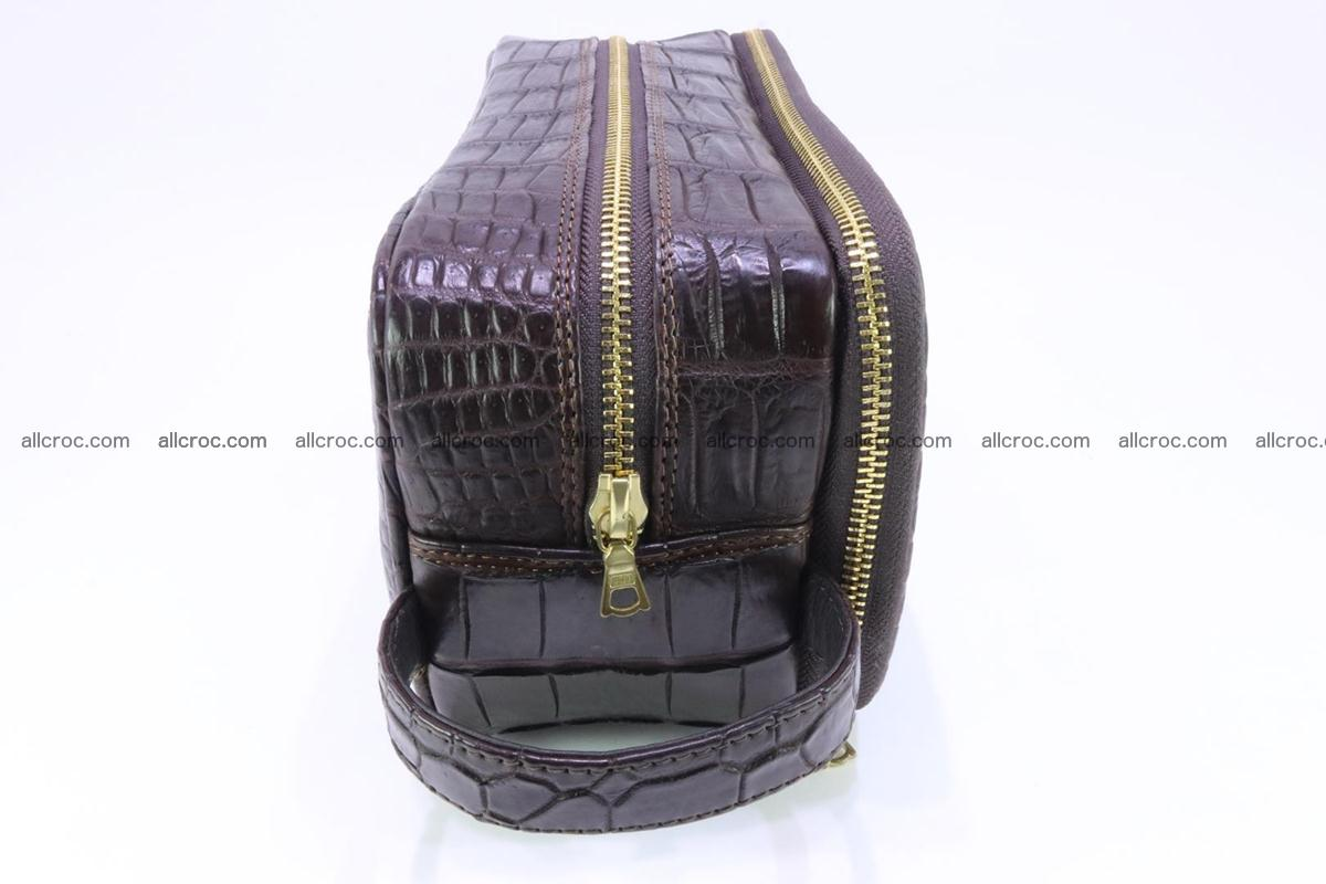 Crocodile skin toiletry bag 364 Foto 3