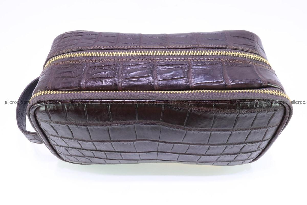Crocodile skin toiletry bag 364 Foto 4