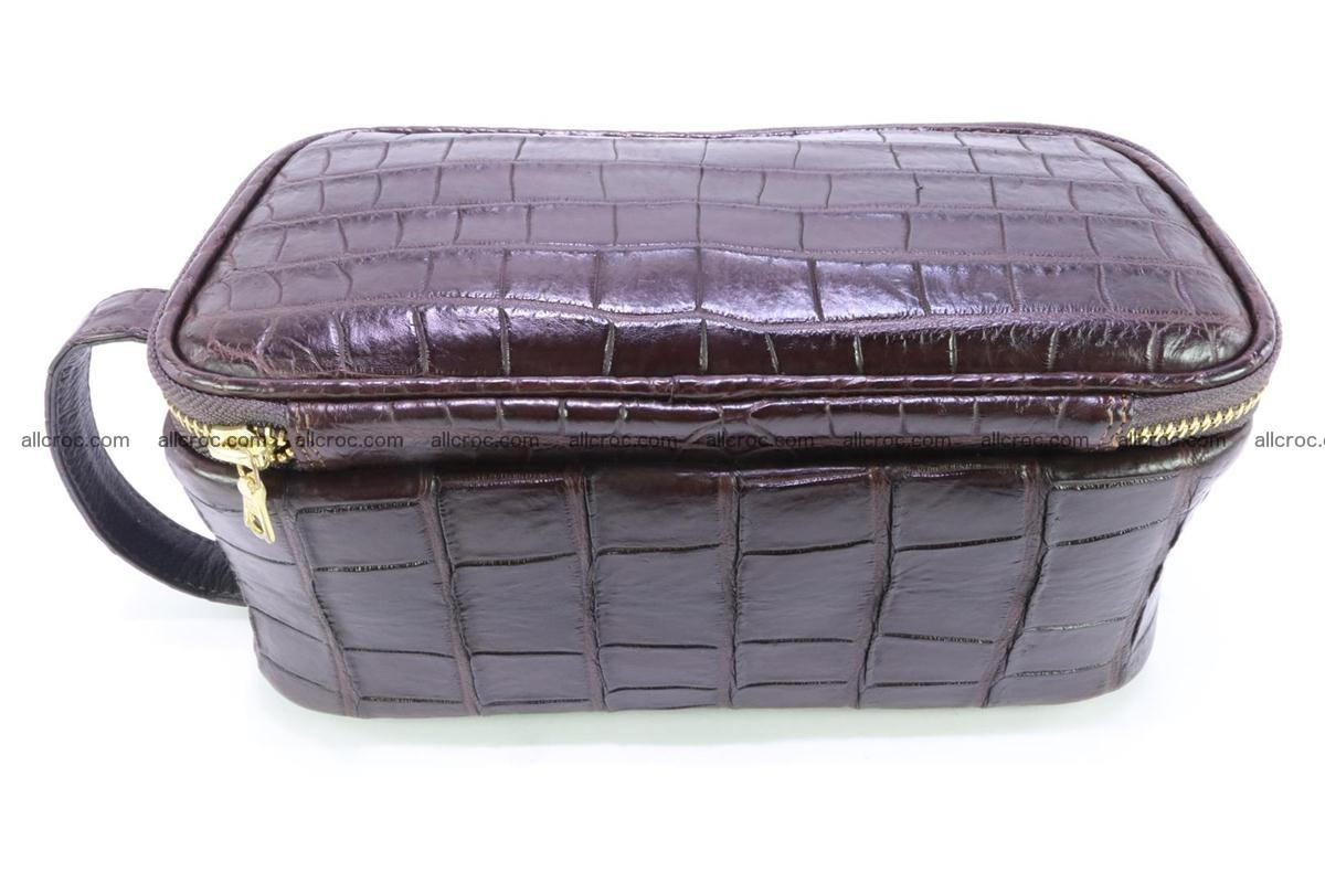 Crocodile skin toiletry bag 364 Foto 7