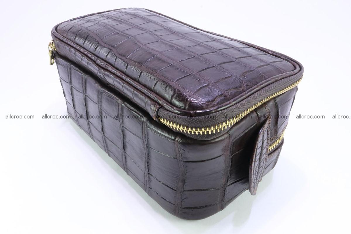 Crocodile skin toiletry bag 364 Foto 9