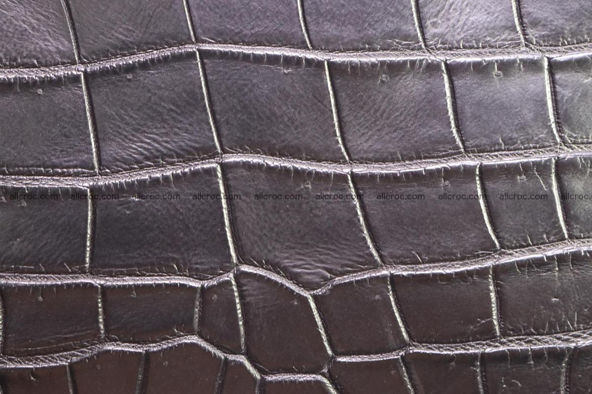 Crocodile skin toiletry bag 365 Foto 5