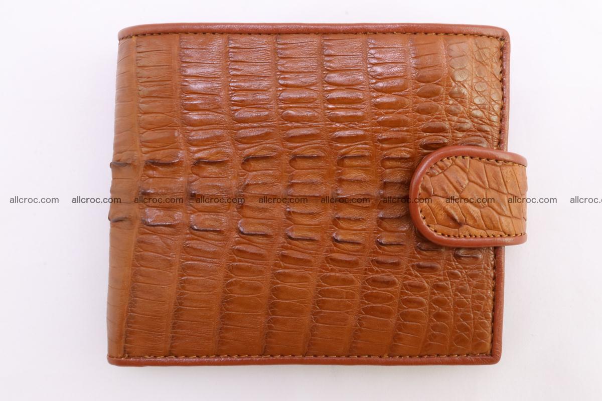 Crocodile skin wallet 353 Foto 0