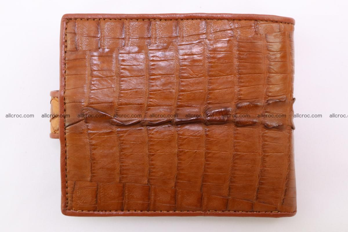 Crocodile skin wallet 353 Foto 1