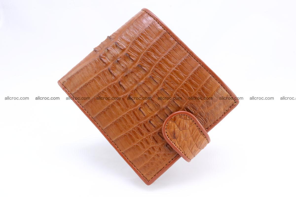 Crocodile skin wallet 353 Foto 2