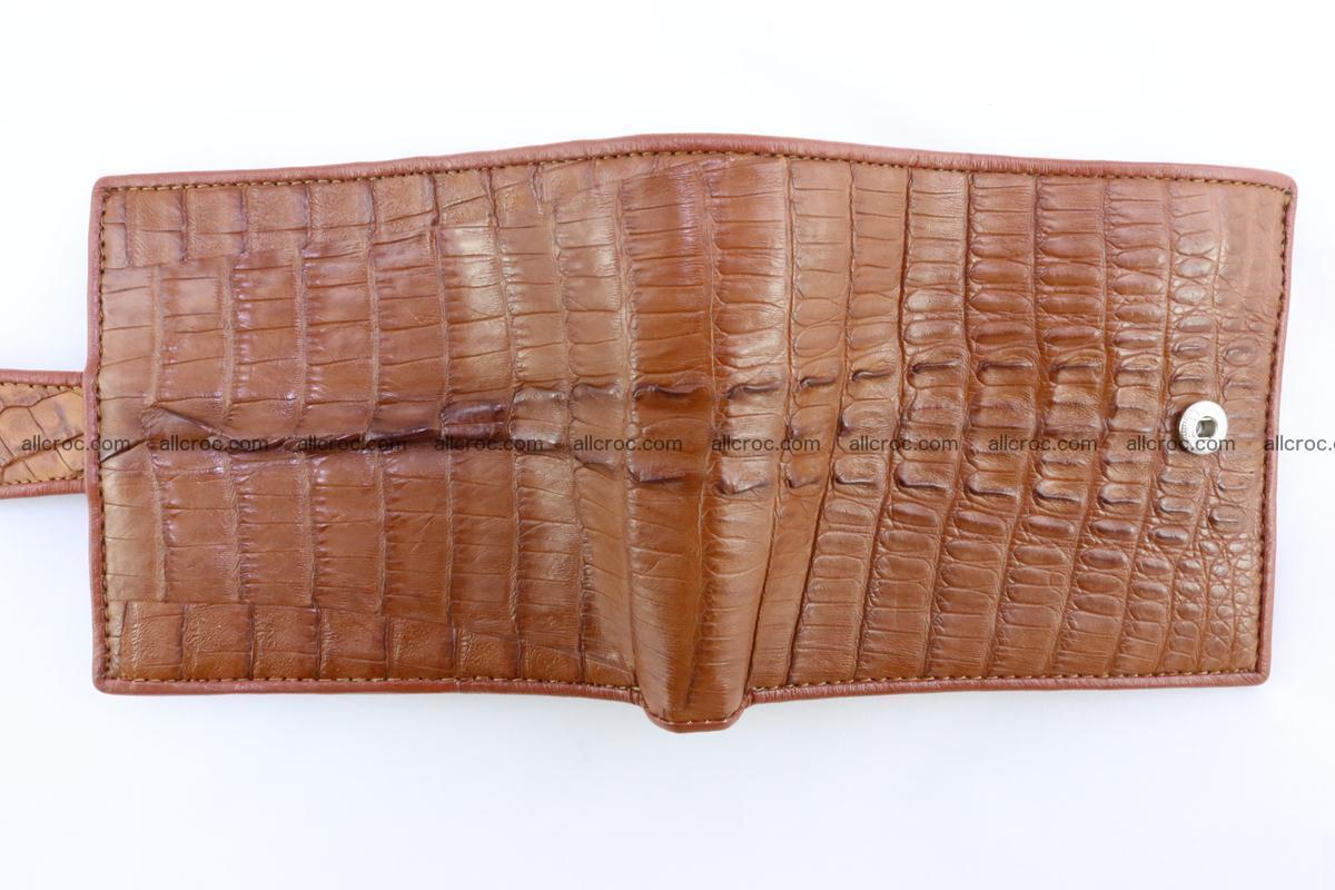 Crocodile skin wallet 353 Foto 5