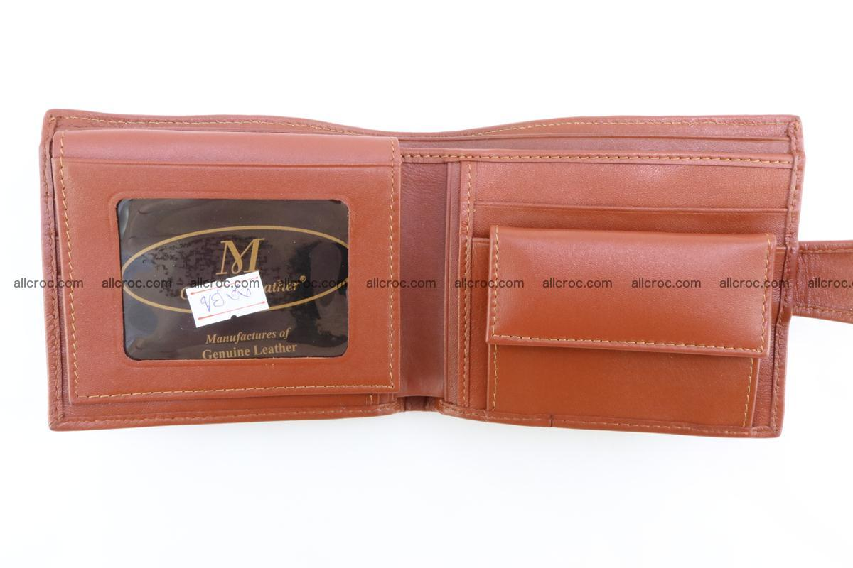 Crocodile skin wallet 352 Foto 6