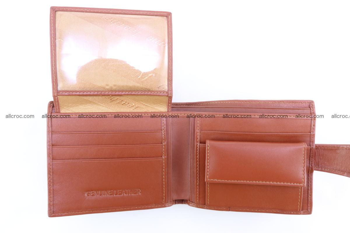 Crocodile skin wallet 352 Foto 7