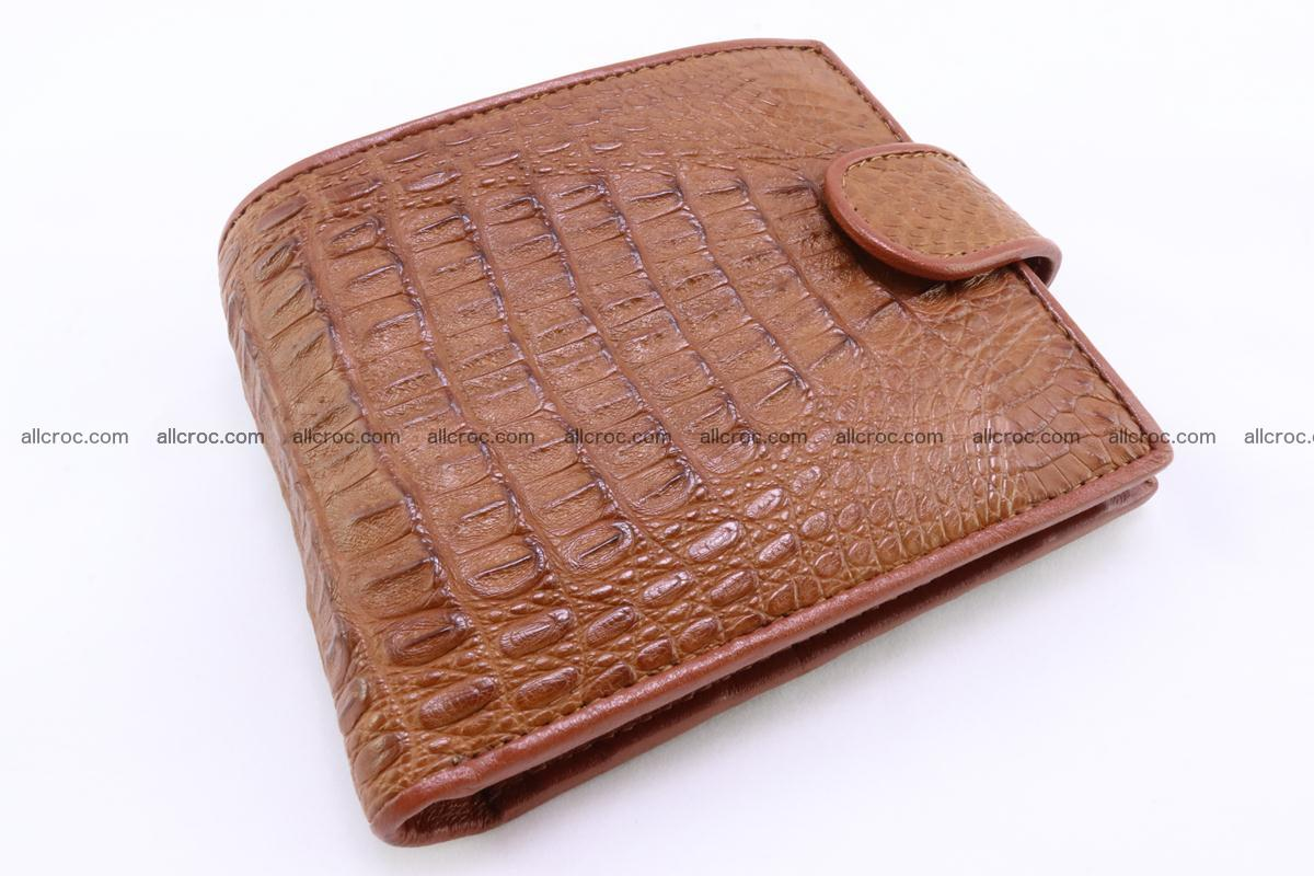 Crocodile skin wallet 352 Foto 4