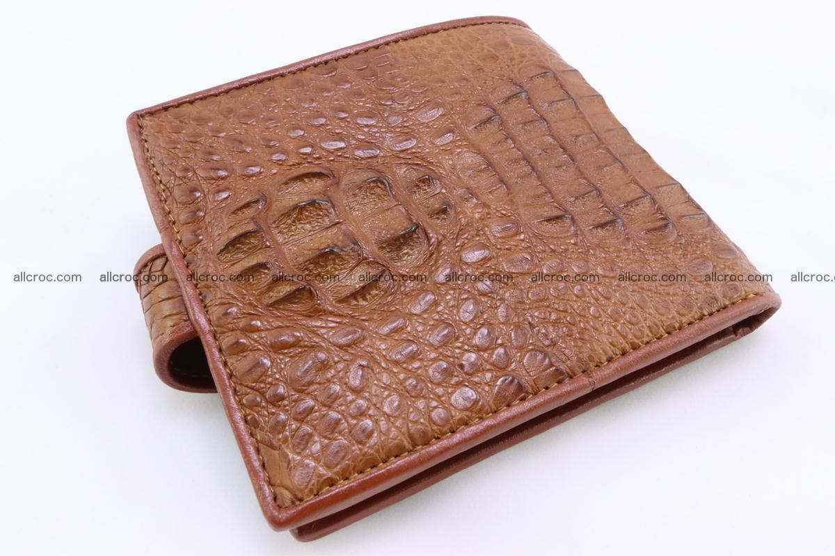 Crocodile skin wallet 352 Foto 3