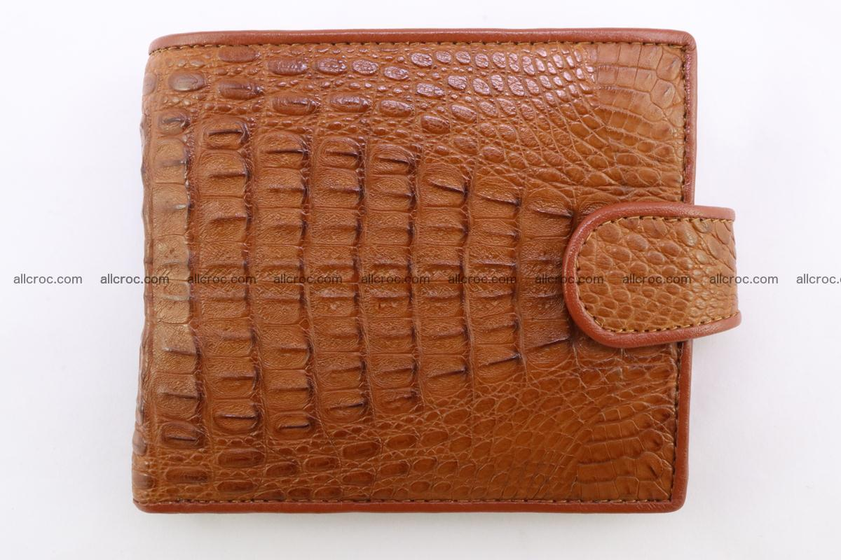 Crocodile skin wallet 352 Foto 1