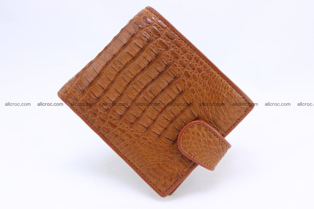 Crocodile skin wallet 352 Foto 2