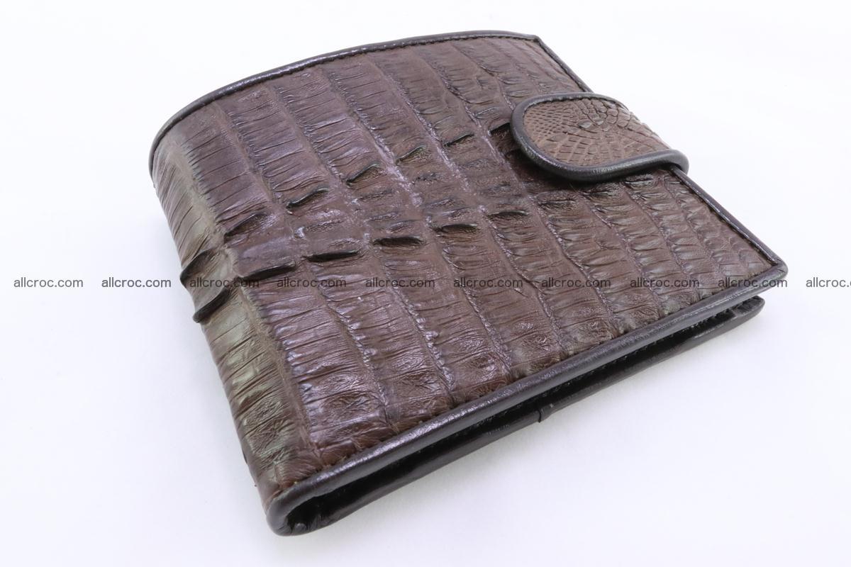 Crocodile skin wallet 350 Foto 3