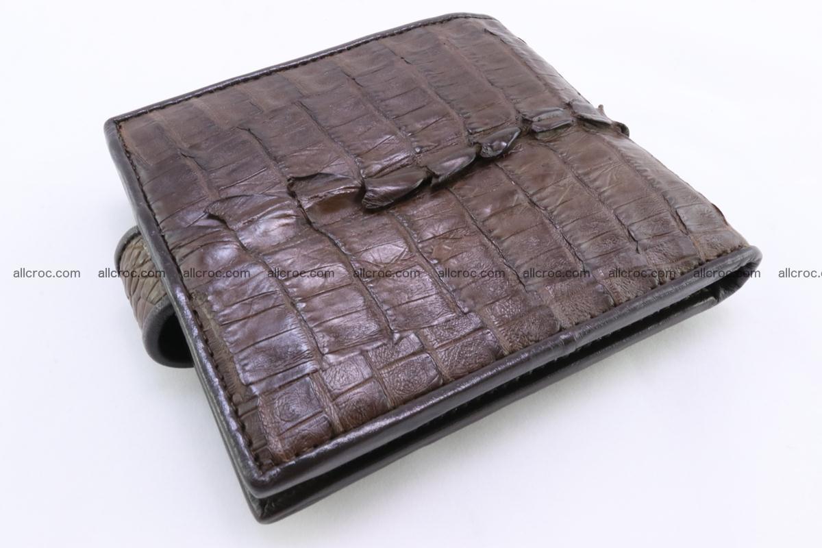 Crocodile skin wallet 350 Foto 4