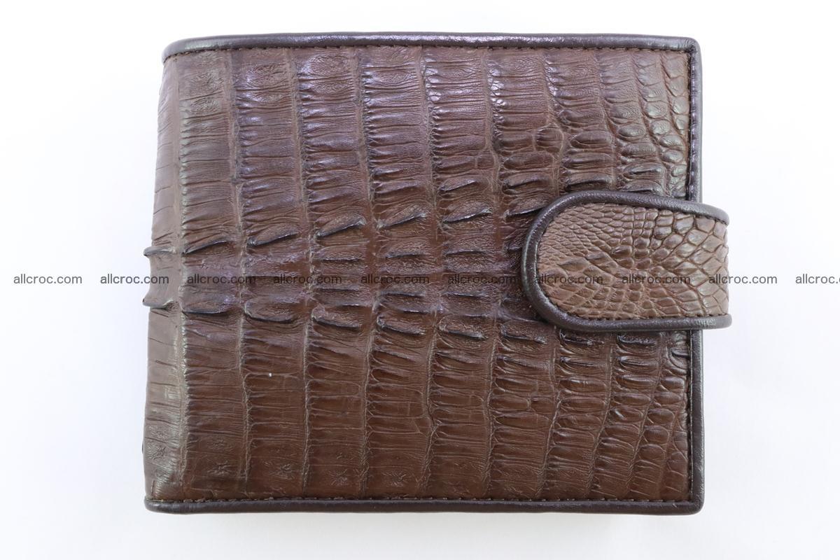 Crocodile skin wallet 350 Foto 0