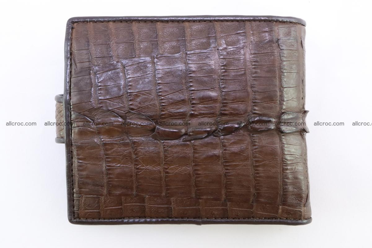 Crocodile skin wallet 350 Foto 1