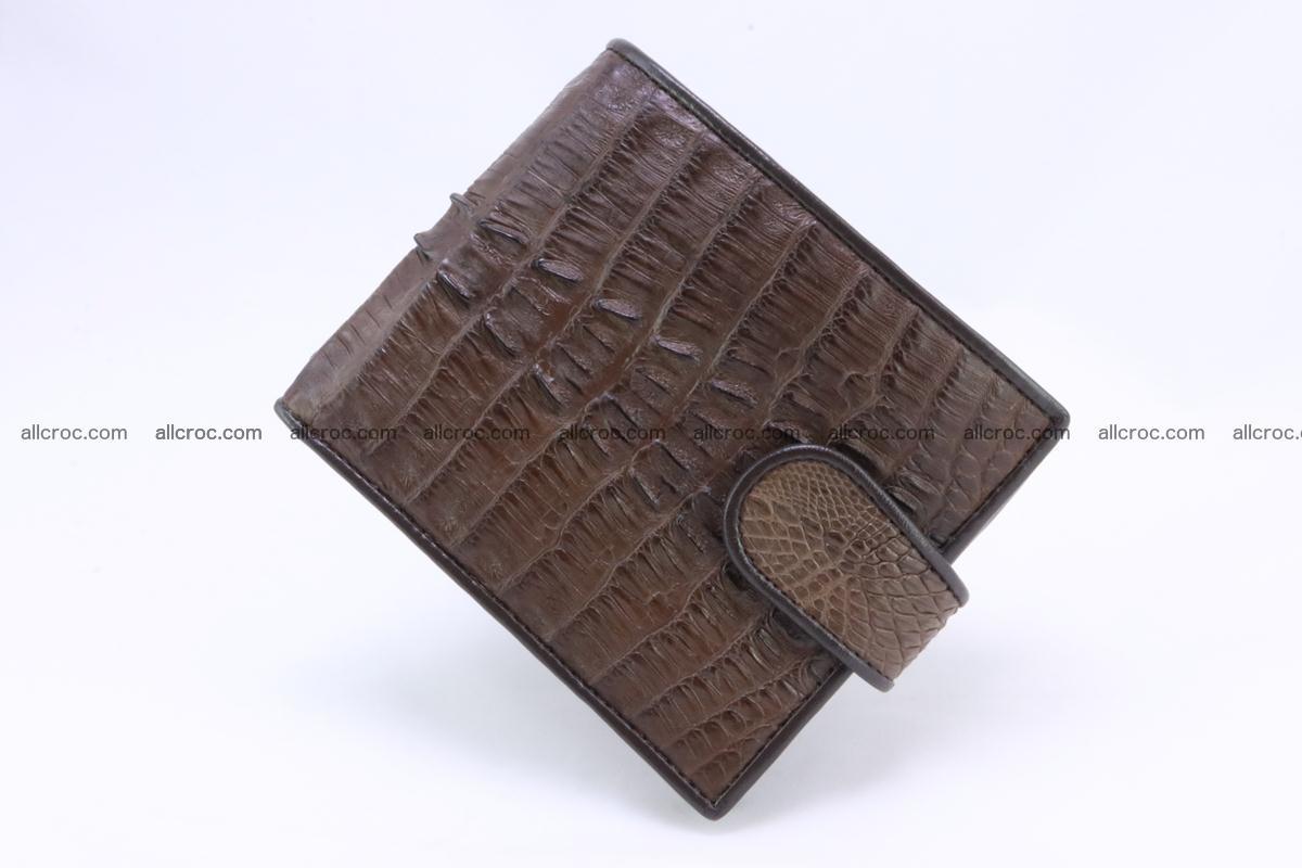 Crocodile skin wallet 350 Foto 2