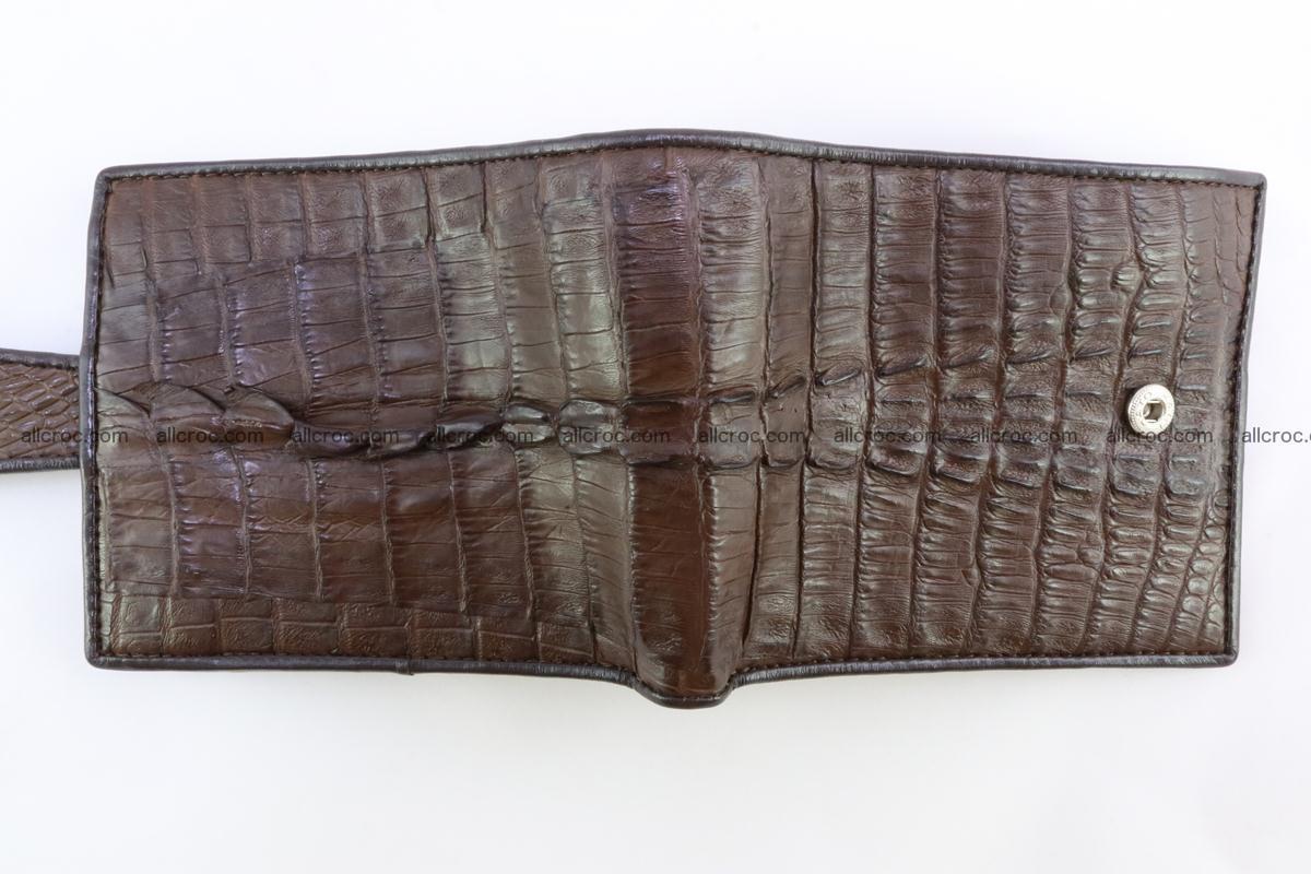 Crocodile skin wallet 350 Foto 5