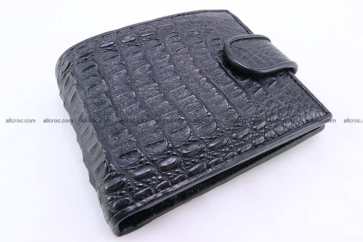 Crocodile skin wallet 348 Foto 3