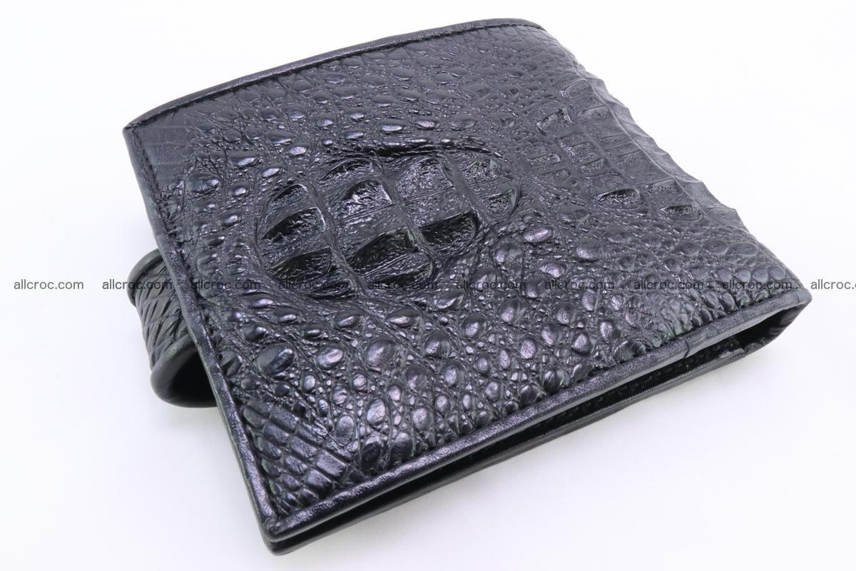 Crocodile skin wallet 348 Foto 4