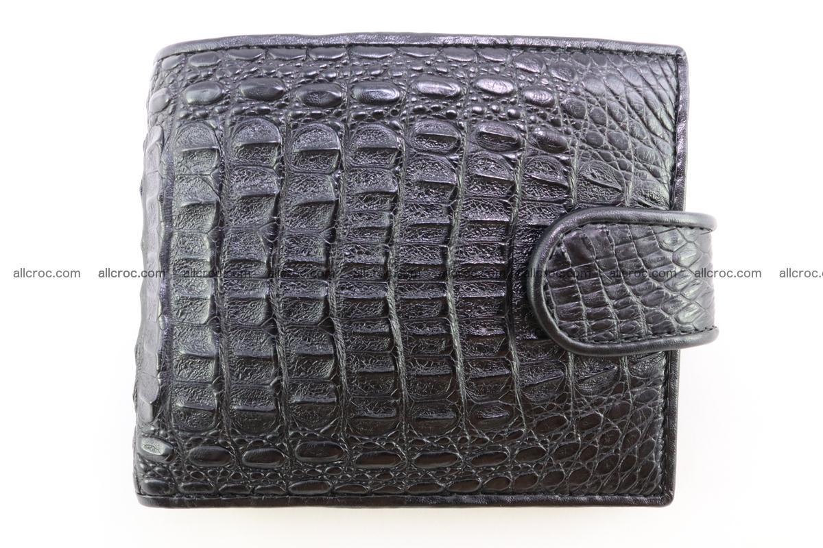 Crocodile skin wallet 348 Foto 1
