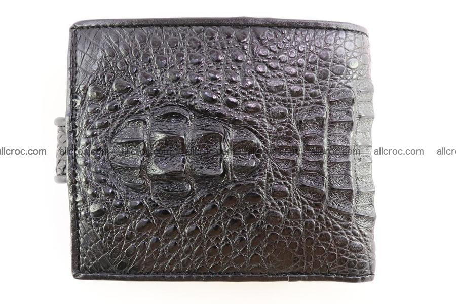 Crocodile skin wallet 348