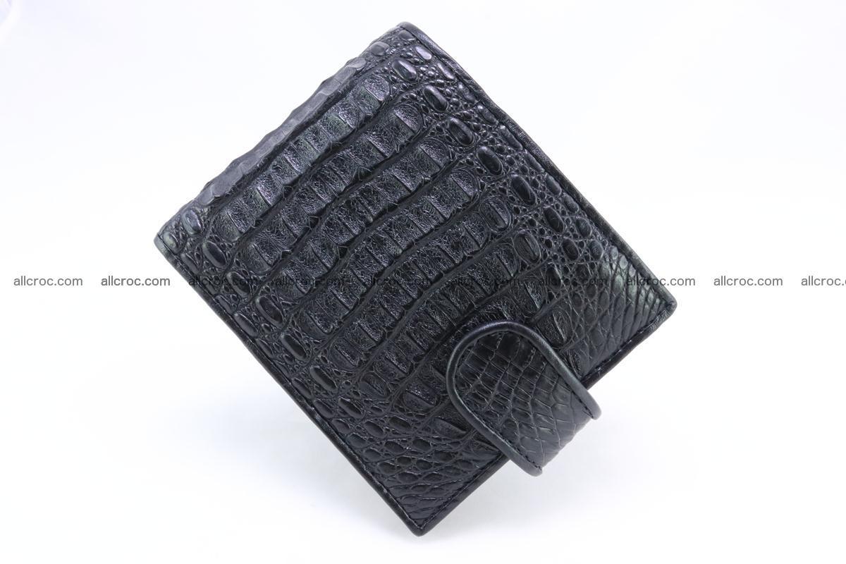 Crocodile skin wallet 348 Foto 2