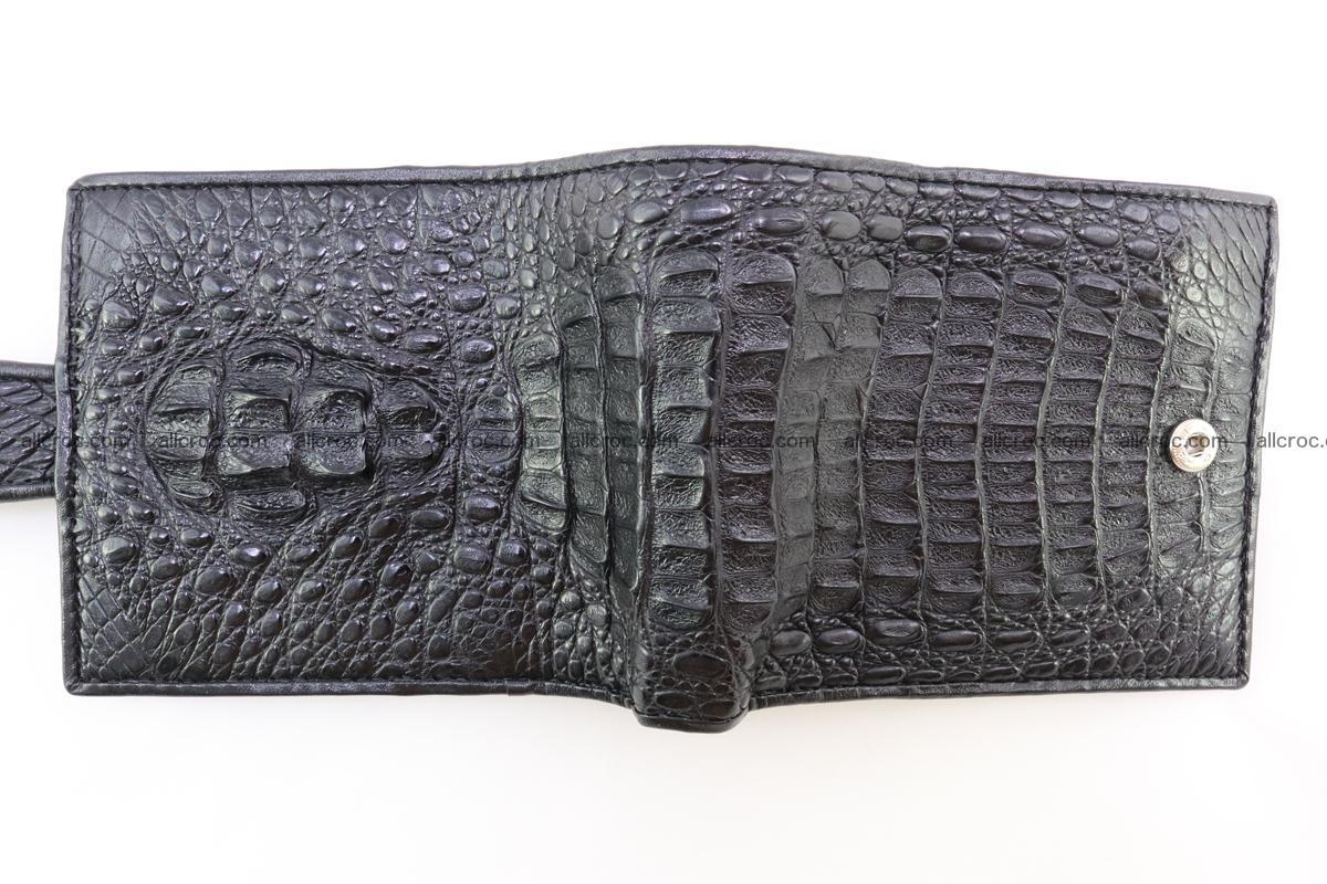 Crocodile skin wallet 348 Foto 5