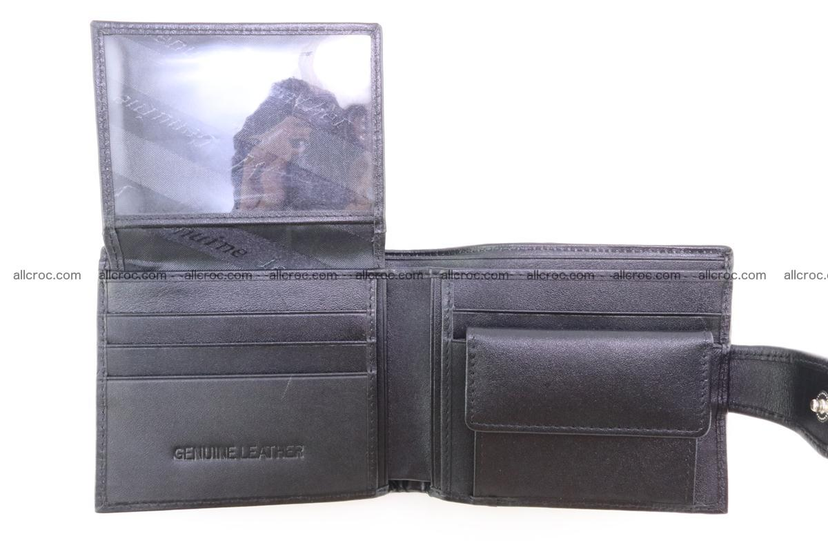 Crocodile skin wallet 349 Foto 7