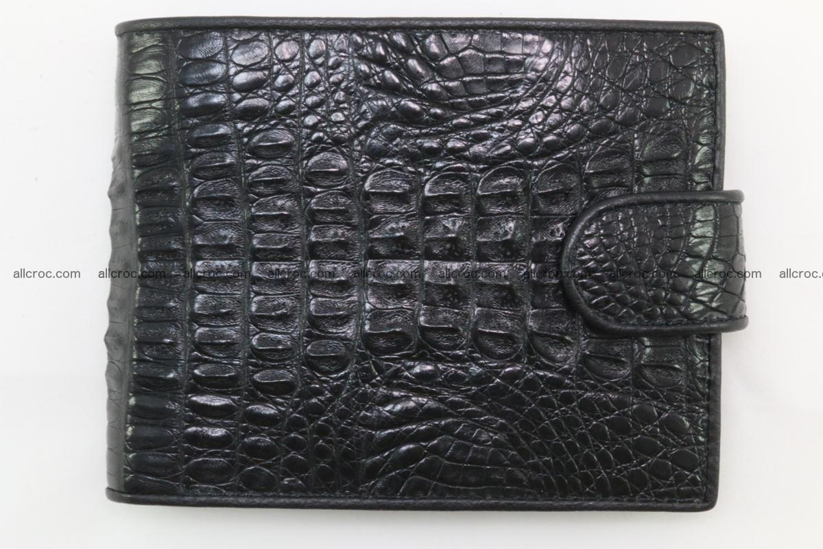 Crocodile skin wallet 349 Foto 0