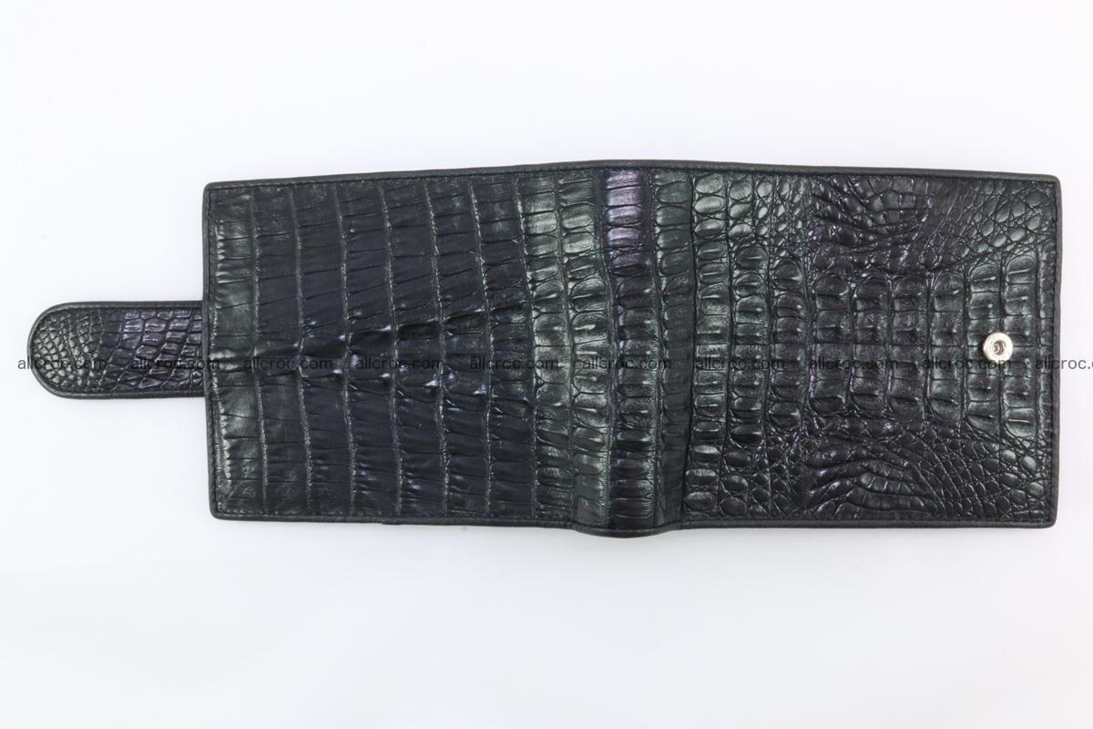 Crocodile skin wallet 349 Foto 6