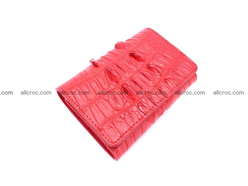 Crocodile skin wallet 1083