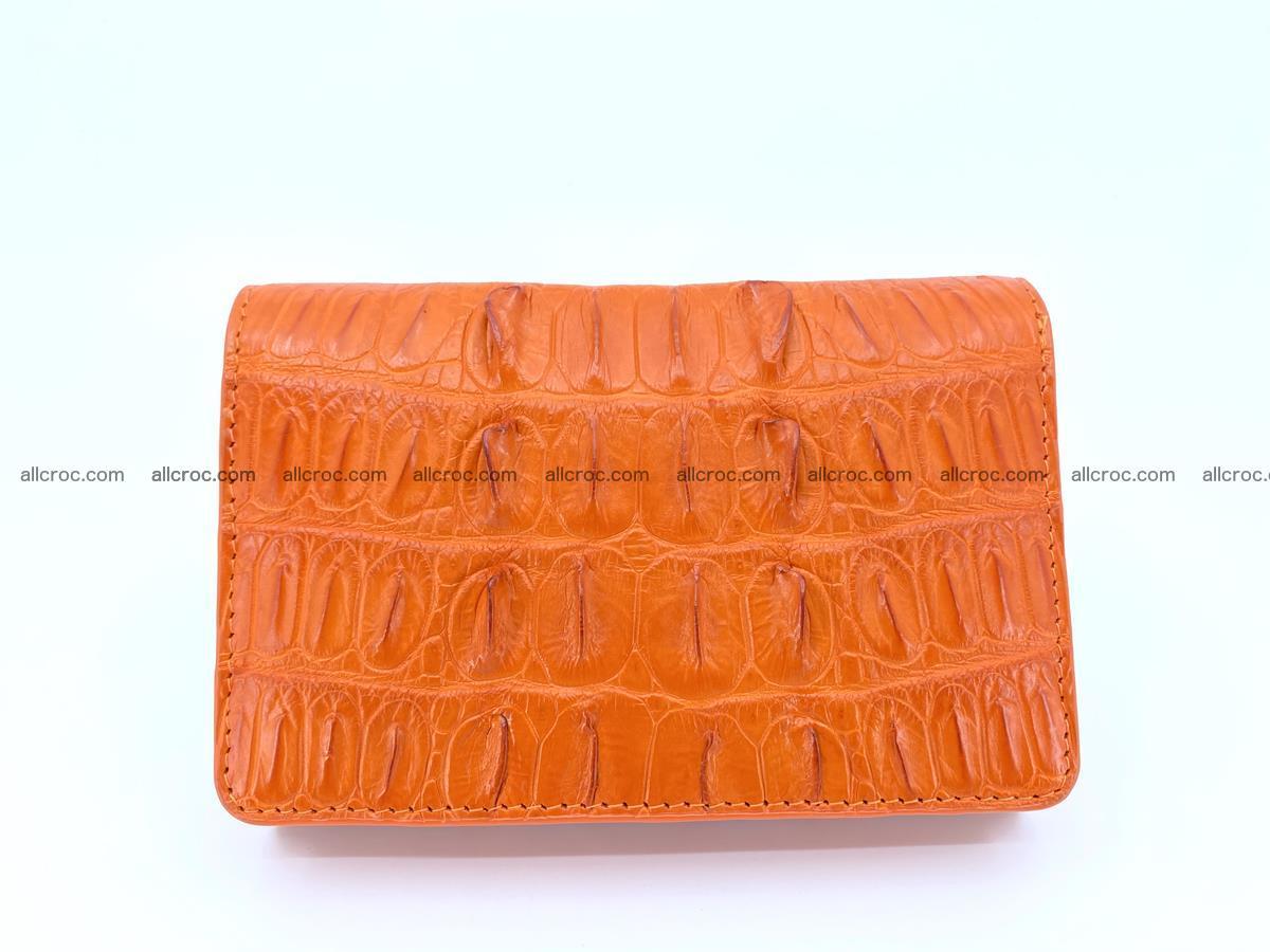 Crocodile skin wallet for women 400 Foto 0