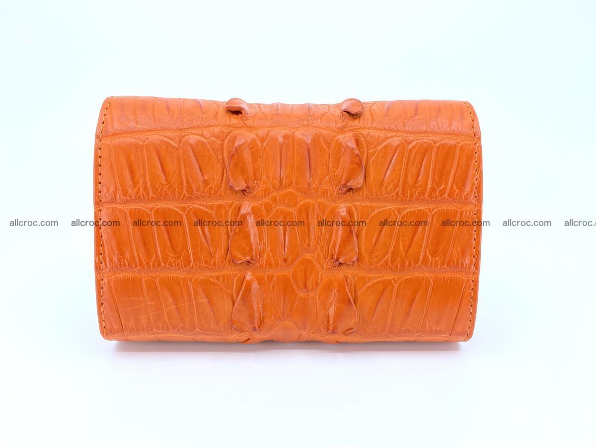 Crocodile skin wallet for women 400 Foto 1