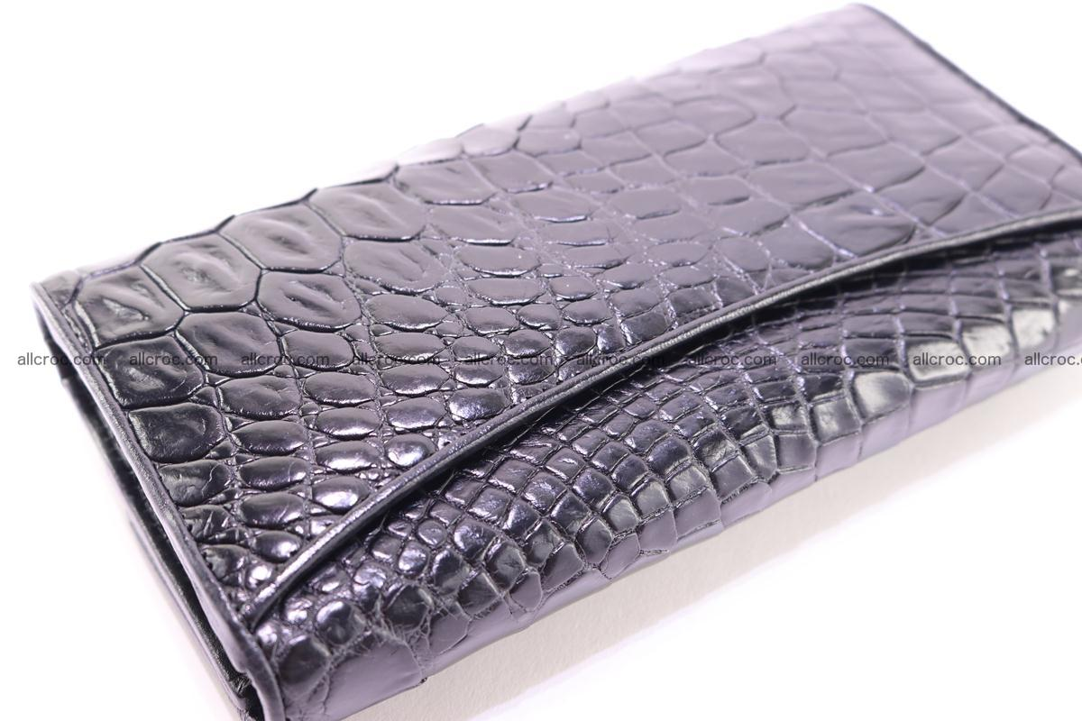 Crocodile trifold wallet for women 278 Foto 10