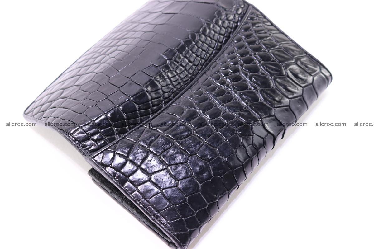 Crocodile trifold wallet for women 278 Foto 13