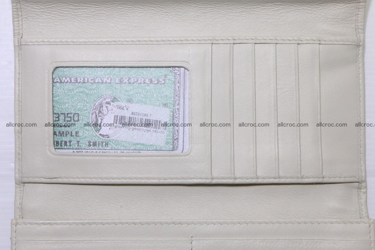 Crocodile wallet 341 Foto 12