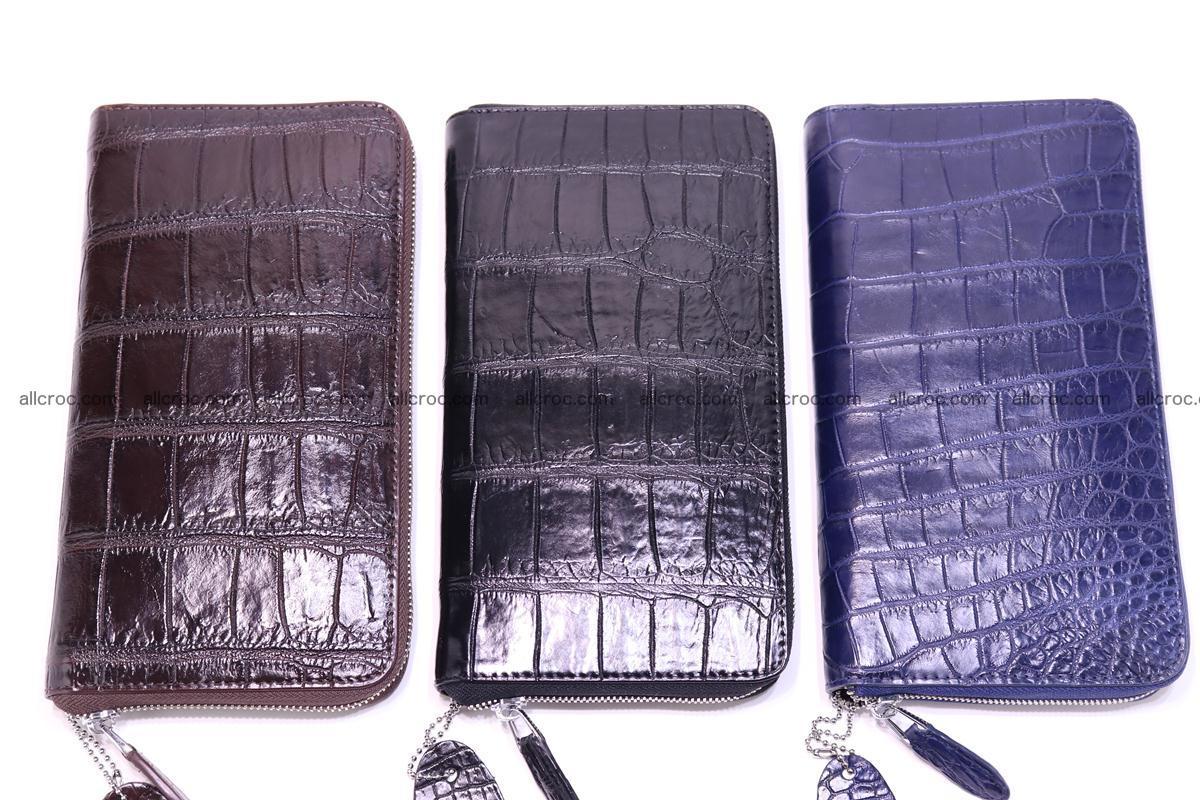 Crocodile wallet-clutch 1 zip 319 Foto 12