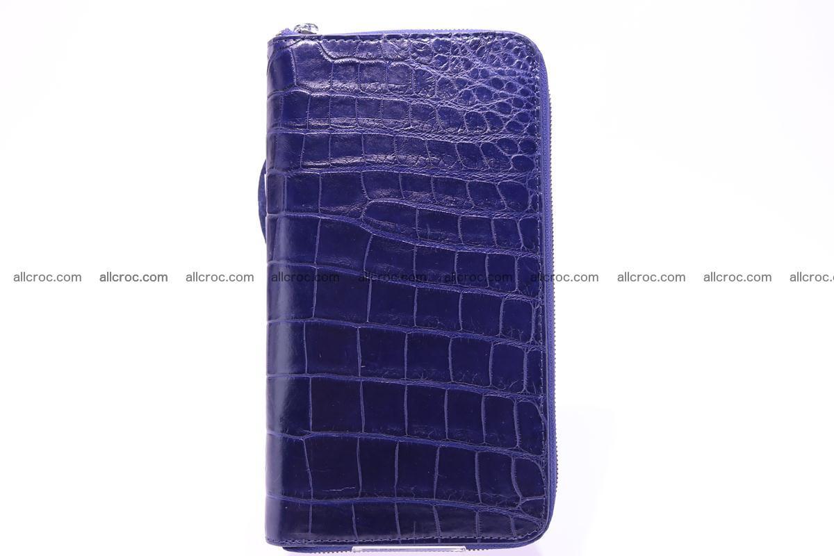 Crocodile wallet-clutch 1 zip 320 Foto 6