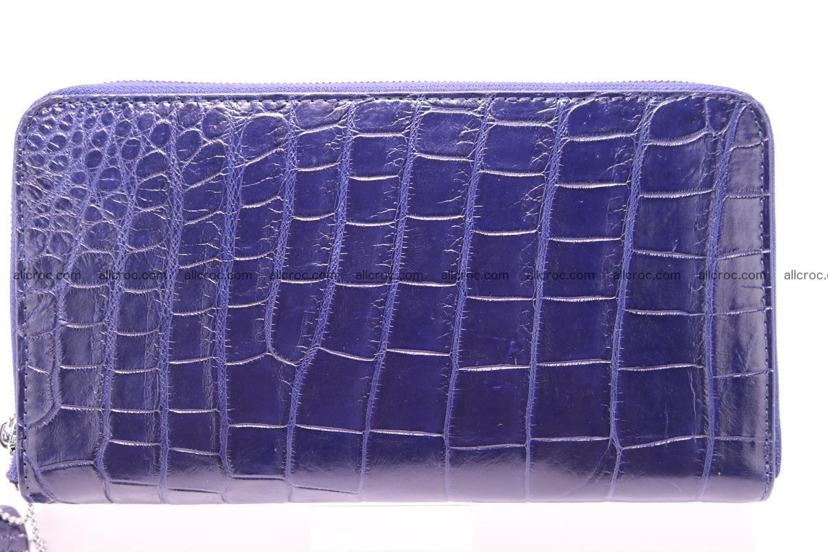 Crocodile wallet-clutch 1 zip 320 Foto 0