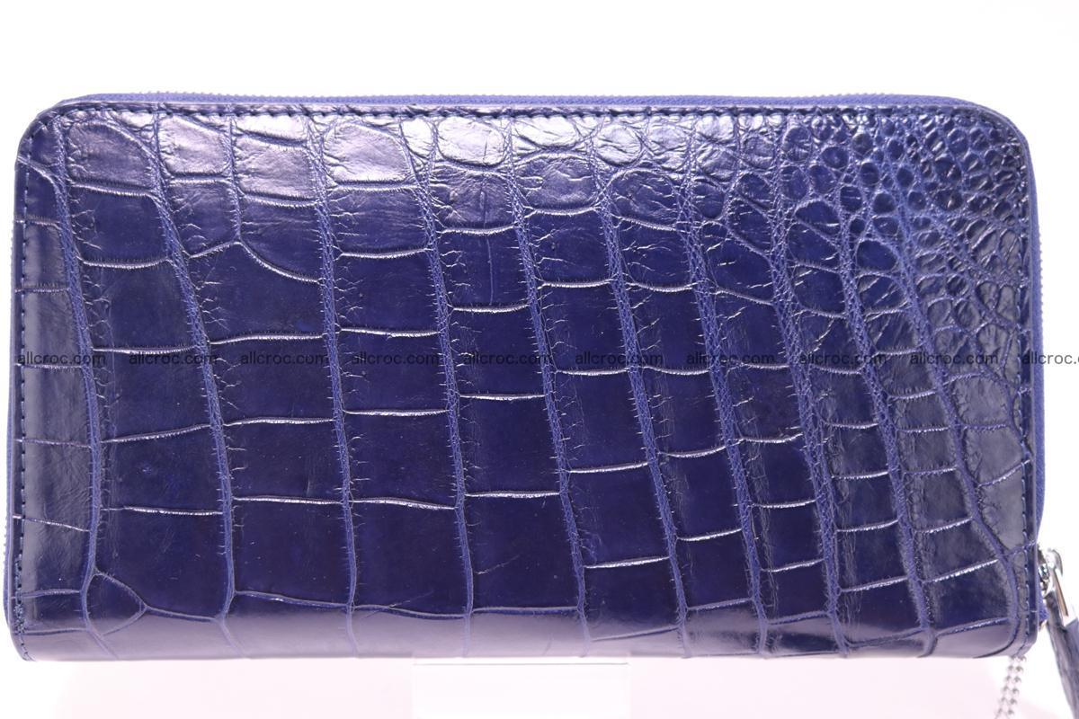 Crocodile wallet-clutch 1 zip 320 Foto 1