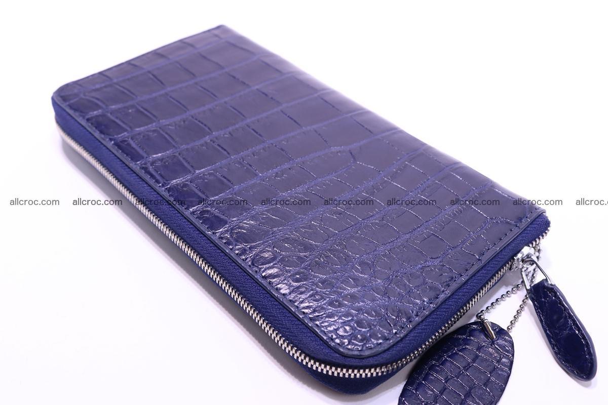 Crocodile wallet-clutch 1 zip 320 Foto 2